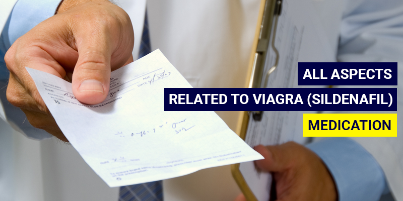 all aspects related to viagra sildenafil